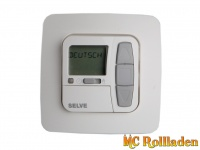 MC Rollladen! SELVE i-R Timer Plus  298700 (Funktechnologie)