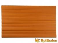 MC Rollladen! der Kunststoff-Rollladen das Rollladenprofil 55-14 Maxi besteht aus Kunststoff-Rollladen-Lamellen