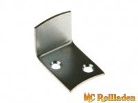 MC Rollladen! Anschlagwinkel glatt, aus Eisen verzinkt, 30 mm lang