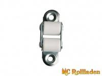 MC Rollladen! Mini-Doppelleitrolle schmal