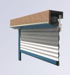 MC Rollladen! der Punext Vorsatzrollladen überputzbar mit Kunststoff