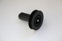 MC Rollladen! Mini-Gurtscheibe für SW 40, Zapfen innen