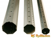MC Rollladen! 60er Stahlwelle