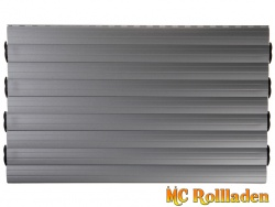 MC Rollladen! der Aluminium-Rollladen das Rollladenprofil 37 besteht aus Aluminium-Rollladen-Lamellen