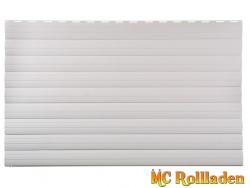 MC Rollladen! der Kunststoff-Rollladen das Rollladenprofil 37/8/3 Mini besteht aus Kunststoff-Rollladen-Lamellen