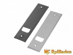 MC Rollladen! Deckplatte aus Metall (beschichtet)