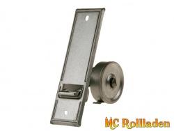MC Rollladen! Gurtwickler einarmig inkl. Deckplatte